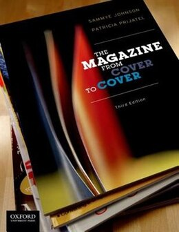 Book The Magazine from Cover to Cover by Sammye Johnson