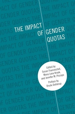 Book The Impact of Gender Quotas by Susan Franceschet