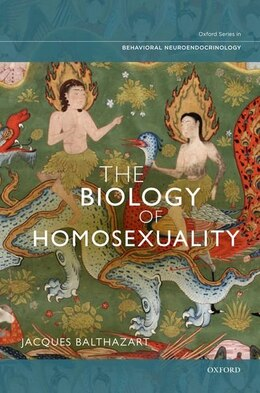 Book The Biology of Homosexuality by Jacques Balthazart