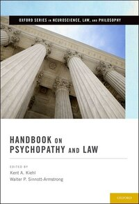 Handbook of Psychopathy and Law