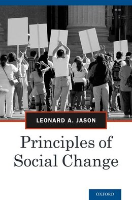 Book Principles of Social Change by Leonard A. Jason
