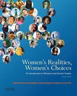 Book Womens Realities, Womens Choices by Sarah Chinn