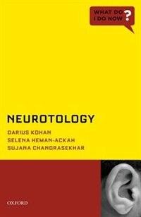 Book Neurotology by Darius Kohan