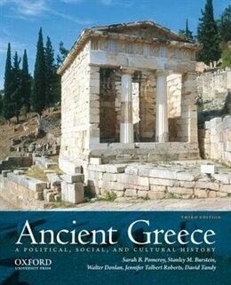 Book Ancient Greece: A Political, Social, and Cultural History by Sarah B. Pomeroy