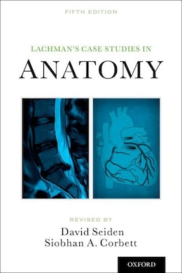 Book Lachmans Case Studies in Anatomy by David L. Seiden
