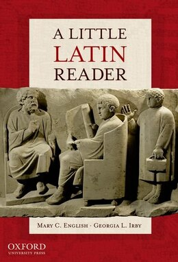 Book A Little Latin Reader by Mary C. English