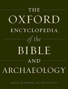 Book Oxford Encyclopedia of the Bible and Archaeology by Daniel Master