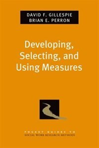 Book Key Concepts in Measurement by Brian E. Perron