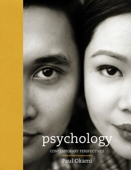 Book Psychology: Contemporary Perspectives by Paul Okami