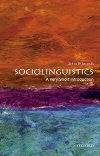 Sociolinguistics: A Very Short Introduction