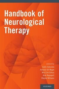 Book Handbook of Neurological Therapy by Carlo Colosimo