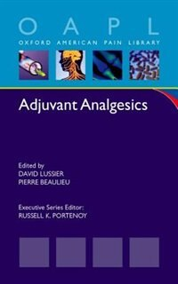Book Adjuvant Analgesics by David Lussier