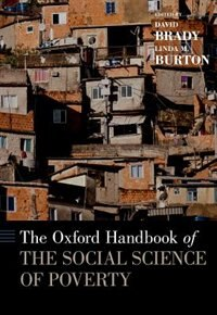 Book The Oxford Handbook of the Social Science of Poverty by David Brady