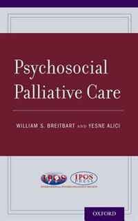 Book Psychosocial Palliative Care by William S. Breitbart