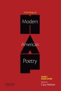 Book Anthology of Modern American Poetry: Volume 1 by Cary Nelson