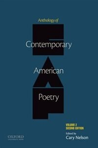 Book Anthology of Contemporary American Poetry: Volume 2 by Cary Nelson