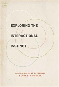 Book Exploring the Interactional Instinct by Anna Dina L. Joaquin