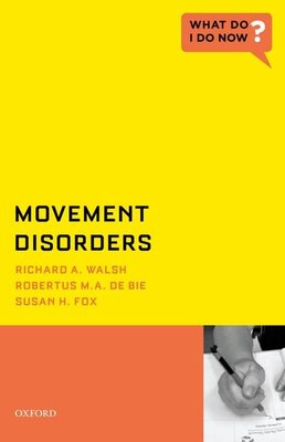 Book Movement Disorders by Richard A. Walsh