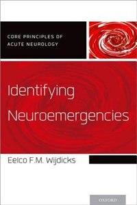 Book Identifying Neuroemergencies by Eelco F.M. Wijdicks