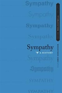 Book Sympathy: A History by Eric Schliesser
