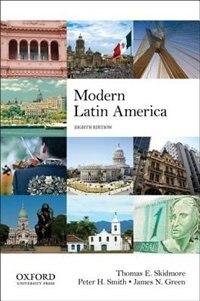 Book Modern Latin America by Thomas E. Skidmore