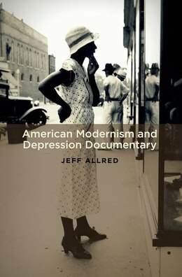 Book American Modernism and Depression Documentary by Jeff Allred