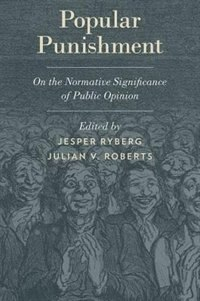 Book Popular Punishment: On the Normative Significance of Public Opinion by Jesper Ryberg