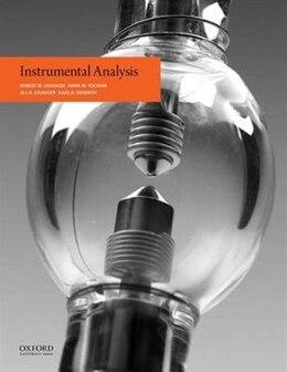 Book Instrumental Analysis by Hank M. Yochum