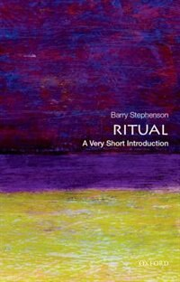 Book Ritual: A Very Short Introduction by Barry Stephenson