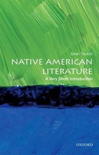 Book American Indian Literature: A Very Short Introduction by Sean Teuton