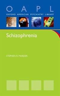 Book Schizophrenia by Stephen Marder
