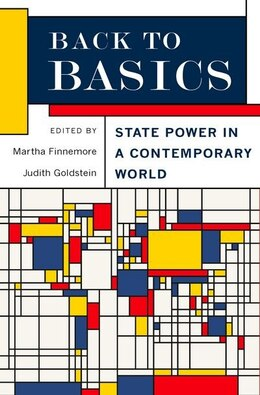 Book Back to Basics: State Power in a Contemporary World by Martha Finnemore