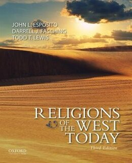 Book Religions of the West Today by John L. Esposito