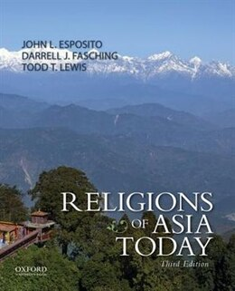 Book Religions of Asia Today by John L. Esposito