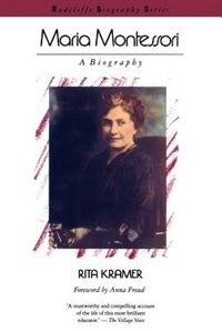 Book Maria Montessori: A Biography by Rita Kramer