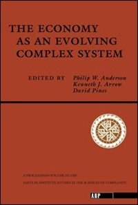Book The Economy As An Evolving Complex System: SFI ECONOMY EVOL COMPLEX SY PB by Philip W. Anderson