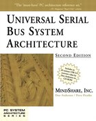 Universal Serial Bus System Architecture