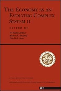 Book The Economy As An Evolving Complex System II: ECONOMY AS AN COMPLEX EVOLVING by W. Brian Arthur