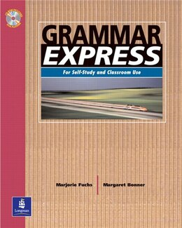 Book Grammar Express: Book & A/k by MARJORIE FUCHS