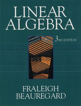 Book Linear Algebra by John B. Fraleigh