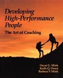 Book Developing High Performance People: The Art Of Coaching by Barbara Mink