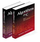 Algorithms In C, Parts 1-5 (bundle): Fundamentals, Data Structures, Sorting, Searching, and Graph…