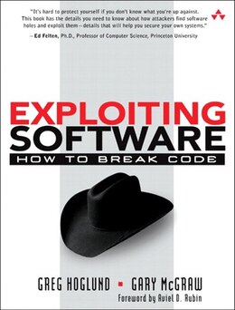 Book Exploiting Software: How to Break Code by Greg Hoglund