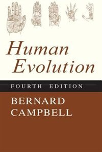 Book Human Evolution: An Introduction to Man's Adaptations by Bernard Campbell