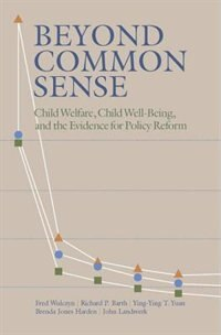 Book Beyond Common Sense: Child Welfare, Child Well-Being, and the Evidence for Policy Reform by Ying-ying T. Yuan