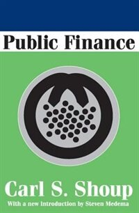 Book Public Finance by Carl Shoup