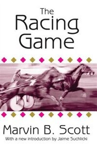 Book The Racing Game by Marvin Scott