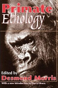 Book Primate Ethology by Desmond Morris