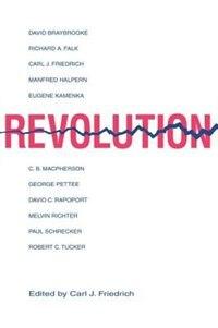 Book Revolution by Carl J. Friedrich