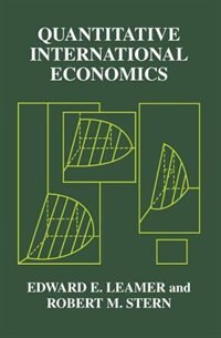 Book Quantitative International Economics by Edward E. Leamer